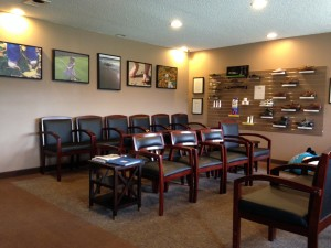 Reception Area @ FFC