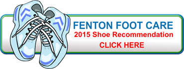 2013 Shoe Reccomendation from Fenton Foot Care