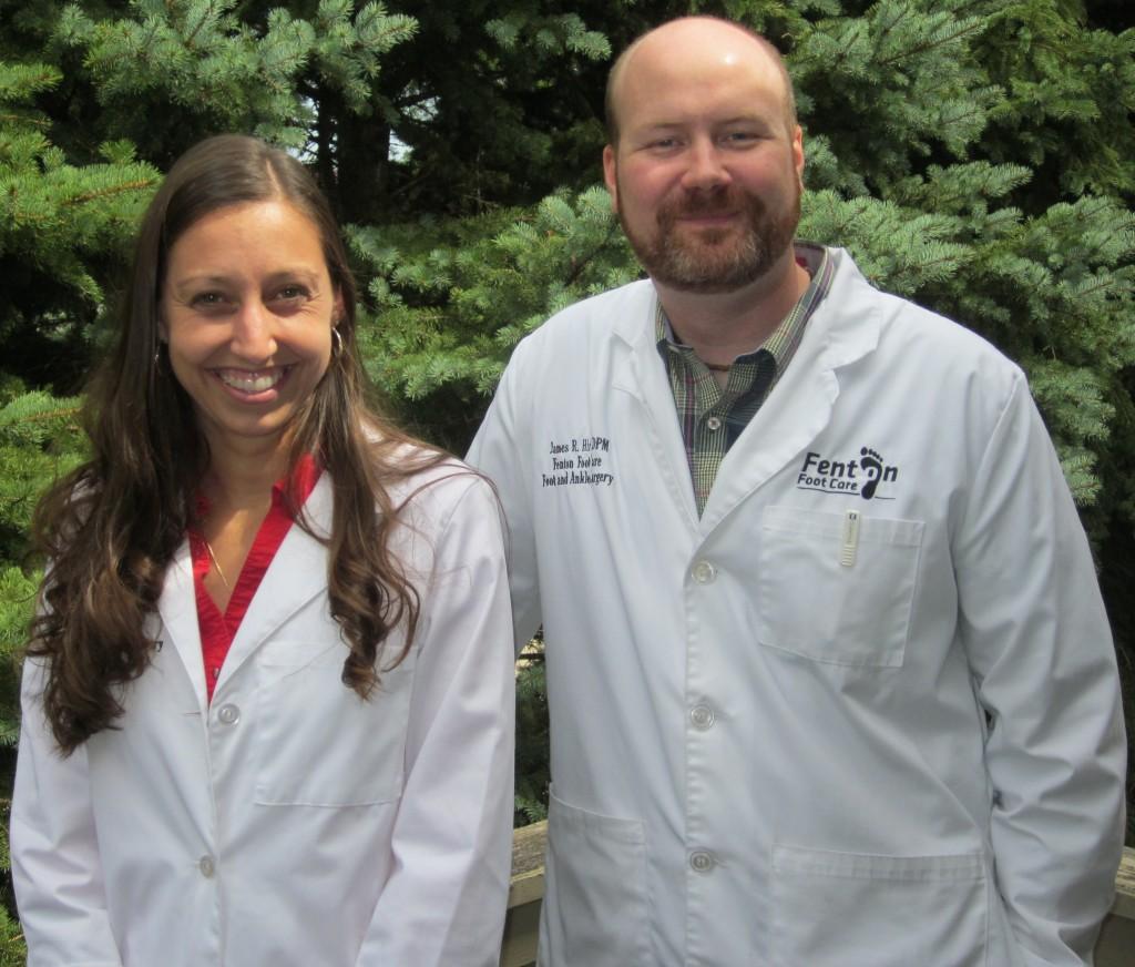 Dr. Holren-Otis and Dr. Hirt
