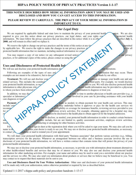 HIPPA_Policy_Statement 2017